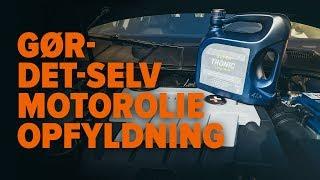 BMW 3-serie vedligeholdelse tricks