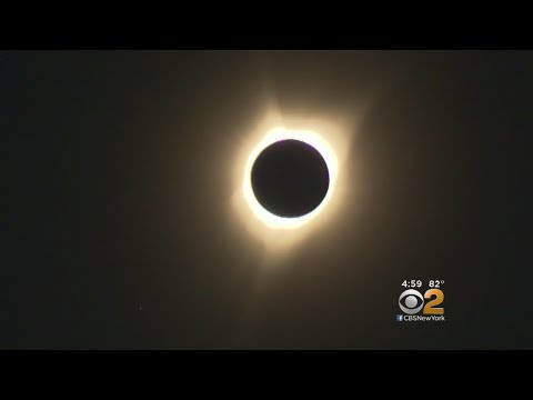 Taking In The Total Solar Eclipse Across The United States
