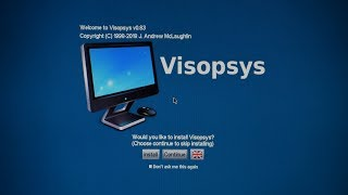A video about Visopsys