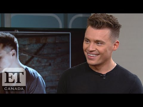 Shawn Hook Talks New Album, Vanessa Hudgens