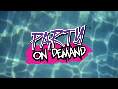 Pool Parties with Party On Demand