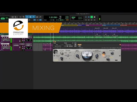 Mixing Bass and Keys With Waves Abbey Road RS124