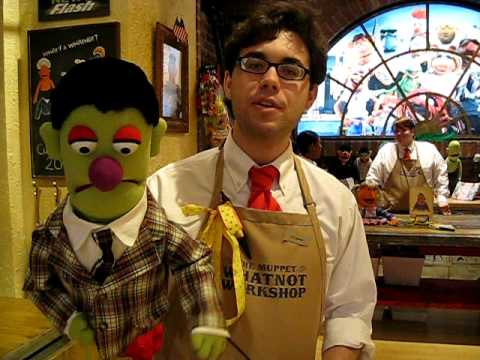 Muppet What Not Workshop