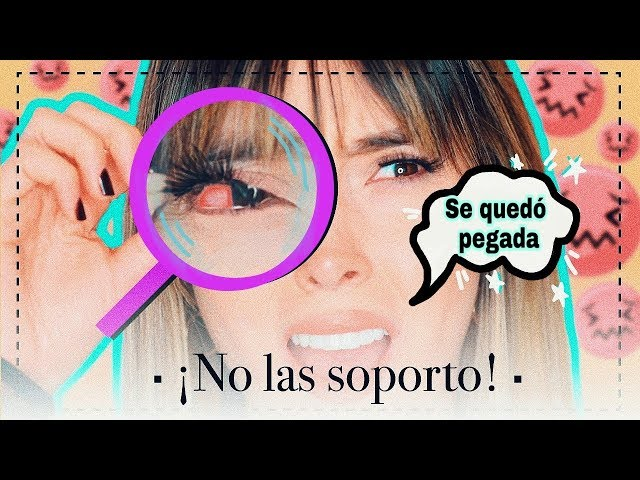 Probando PESTAÑAS MAGNÉTICAS por primera vez [ Exponiendo Productos CAP. 4 ] | Kika Nieto