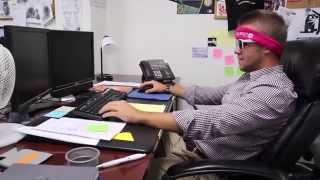 Best Boss's Day Video by The Best Employees a Guy Could Ask For!!