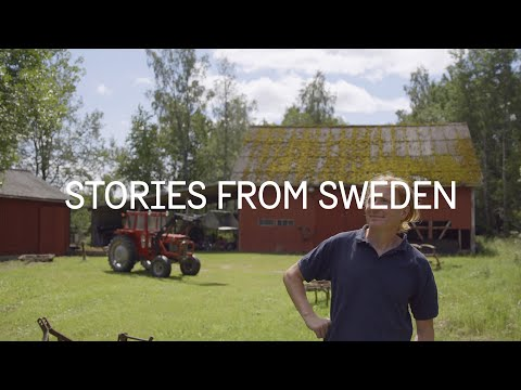The vegan farmer – Stories from Sweden