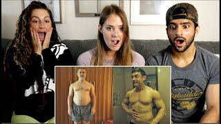 Aamir Khan's Fat To Fit Transformation Reaction | Aamir Khan Body Transformation | Dangal |