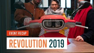 AppScooter at rEVolution 2019