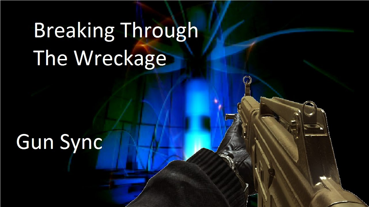 #Modern Warfare 3 Gun Sync - I AM WILDCAT's outro song :)