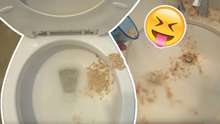 10 BATHROOM PRANKS - HOW TO PRANK