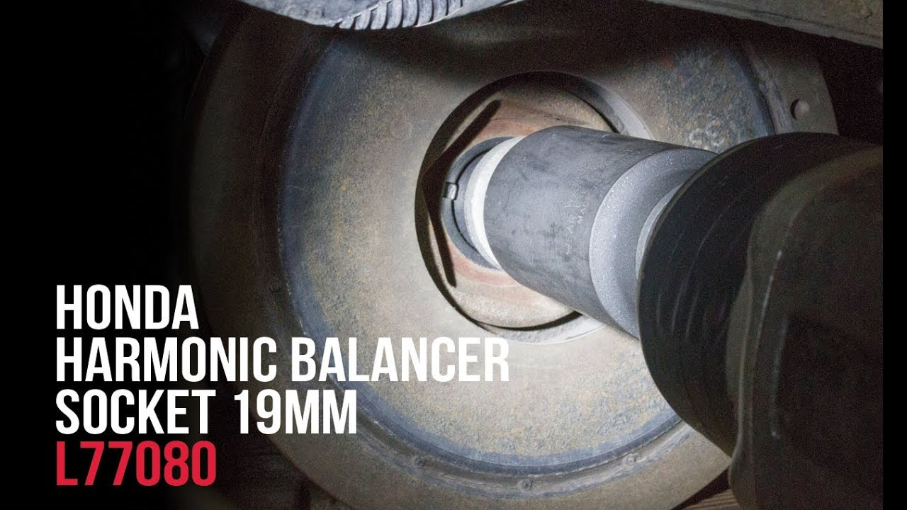 Mac Tools L77080 19mm Harmonic Balancer Socket Youtube