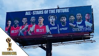 Overtime Buys Massive Billboard To Show What Future NBA All-Star Game Will Look Like!!!