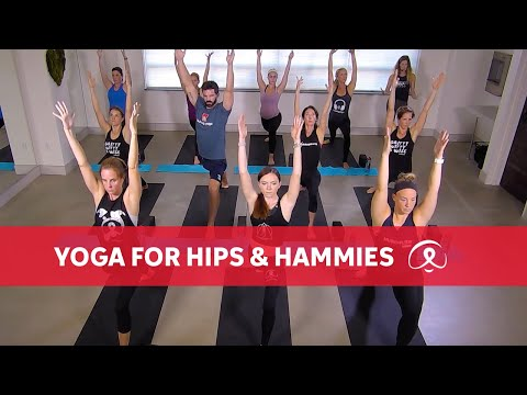 25 Minute Yoga For Hips & Hammies With Tessa | Stretch & Strengthen | Bulldog Yoga