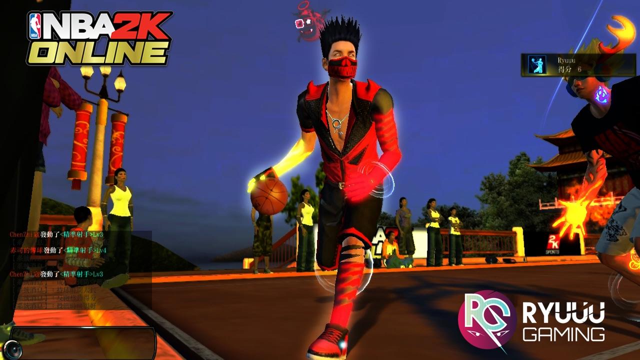 nba2k online_NBA 2K Online - TOP KILLER MOVES - Ryuuu HD - YouTube
