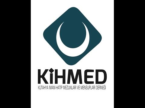 KİHMED 2015 2016 faaliyetler Kütahya...