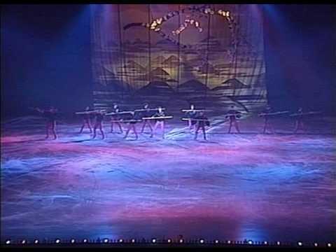 Mikhail Belousov presents Russian Ballet on Ice, Part VII: Legend about Sakura (part 2 of 2)