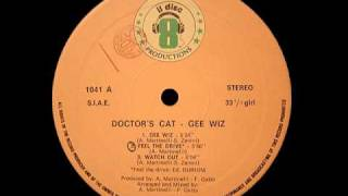 "DOCTOR S CAT   "" Feel The Drive """