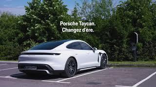 Porsche Taycan - Changez d'ère.