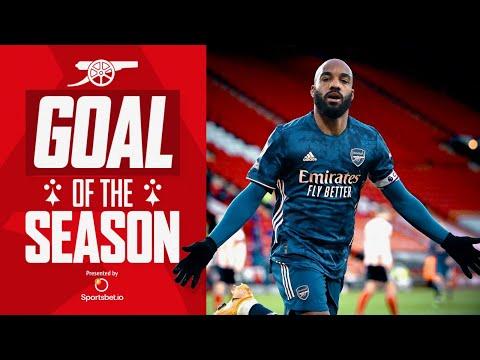 Wie scoorde Arsenal's doelpunt van het seizoen?  |  Lockheed, Midema, Tyrney, McCabe, Shaga en nog veel meer