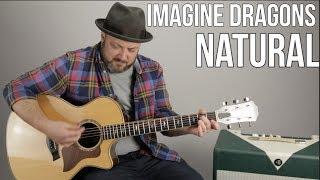 "Video Imagine Dragons ""Natural"" Guitar Lesson (Super Easy Beginner Acoustic) download MP3, 3GP, MP4, WEBM, AVI, FLV September 2018"