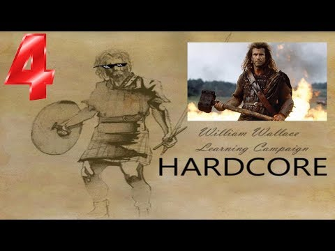William Wallace Ultra Hardcore! | The Battle of Falkirk [part 4]