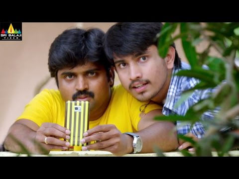 Uyyala Jampala Movie Scenes | Raj Tarun Comedy | Avika Gor, Punarnavi | Sri Balaji Video