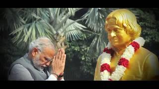 PM Narendra Modi pays tribute to Dr A.P.J. Abdul Kalam on his birth anniversary