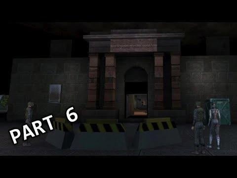 Deus Ex GOTY - NYC Battery Park(1) - Castle Clinton (no kills)