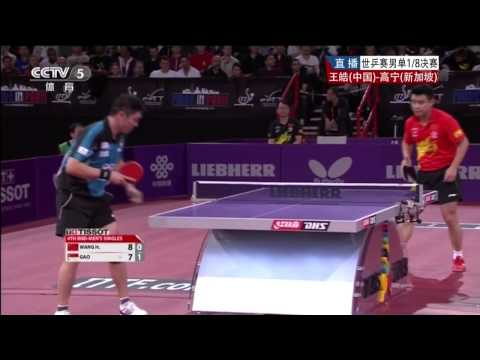 2013 WTTC (ms-R16) WANG Hao - GAO Ning [HD] [Full Match/Chinese]