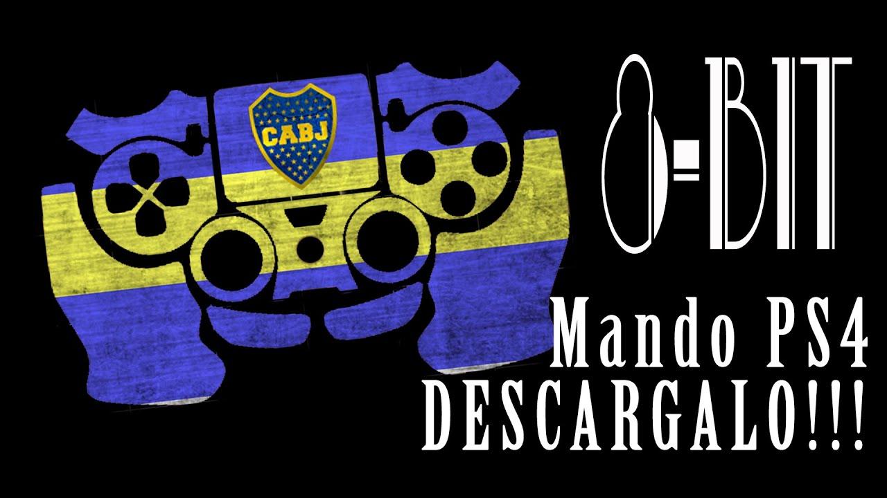 Plantilla mando PS4!!! Descarga - YouTube