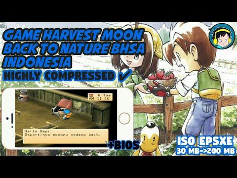 harvest moon mod apk epsxe