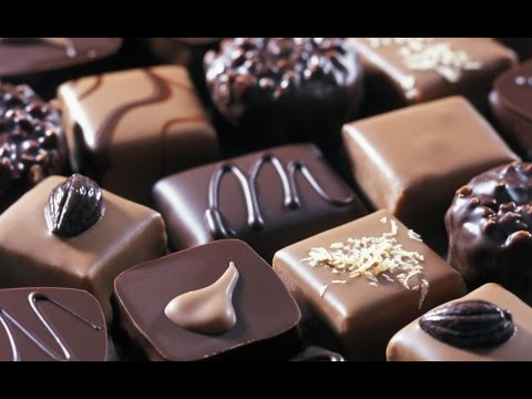 Le chocolat, de la fève de cacao jusqu'au chocolatier