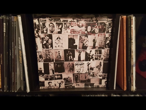 The Rolling Stones - Exile on Main Street 2010 Vinyl LP Reissue (271 428-6)