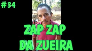 VIDEOS DO ZAP ZAP #34 - TENTE NÃO RIR - NOVEMBRO/2019