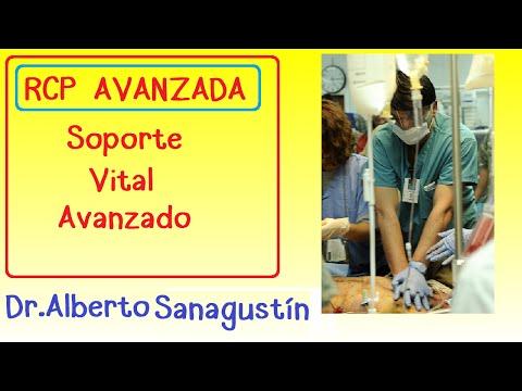 RCP Avanzada - Soporte Vital Avanzado