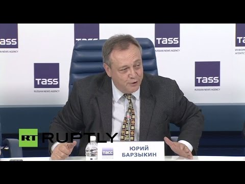 LIVE: Tourism Union briefing on tourism market in Russia aft
