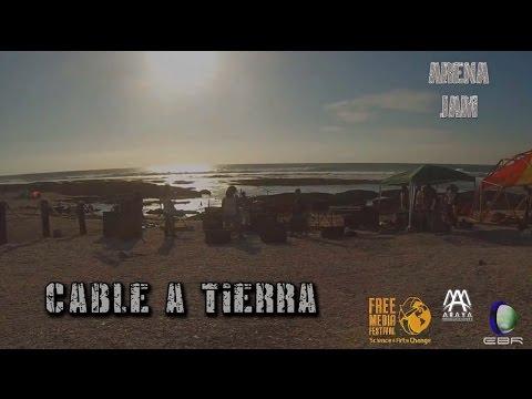 Cable a Tierra - #FreeMediaFestival 2016 en #Chile