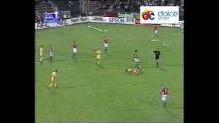 Romania-Ungaria 2-0 (1999), by Cristi Otopeanu