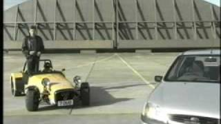 2008 Caterham R500 Videos