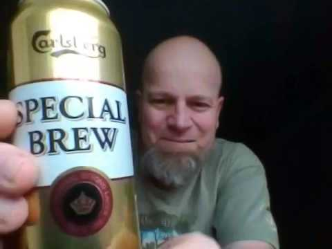 Carlsberg Special Brew (can) 8%