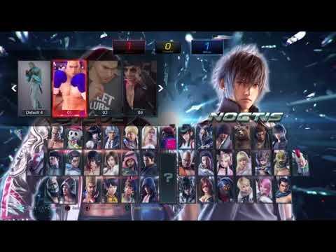 Part 1 TEKKEN 7 (3 v 3) Team Heavy Lords VS Team Teddy Lips