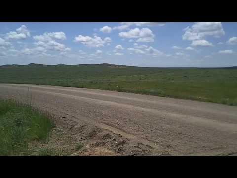 On the road between Jordan and Hell Creek