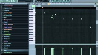Rap Game Killa hakan - ceza - gekko g (beat yapımı ) fl studio 10