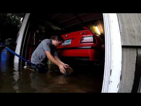 Saving the M3's From Hurricane Harvey-Houston, tx