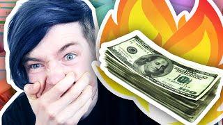 I GOT SCAMMED!! | YouTuber's Life #3