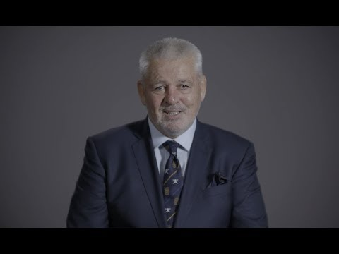 Warren Gatland: Three Tours With The Lions! | South Africa 2021