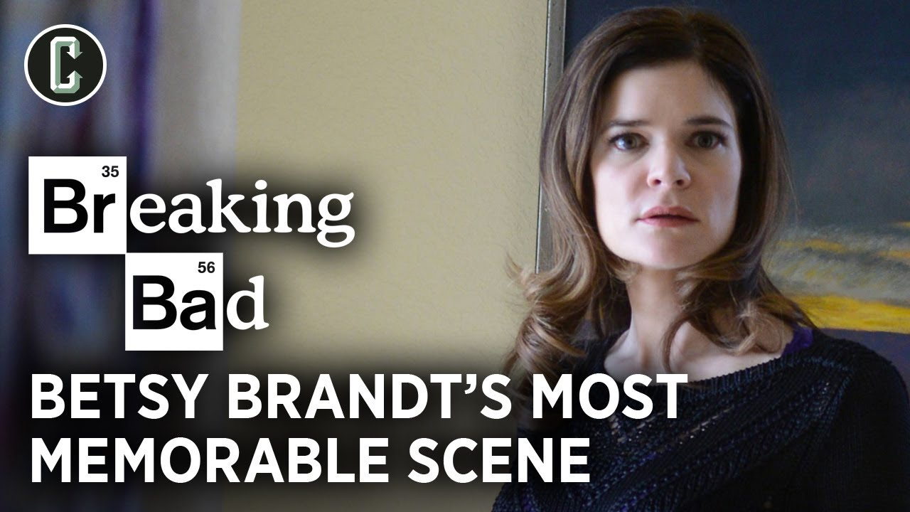 Betsy Brandt Calls This Breaking Bad Scene One of the Best She's Ever Shot in Her Life