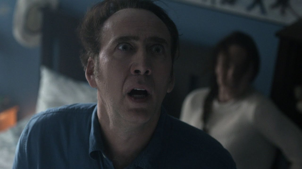 画像: Pay the Ghost - Trailer #1 youtu.be