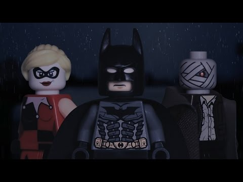 THE LEGEND OF THE BAT
