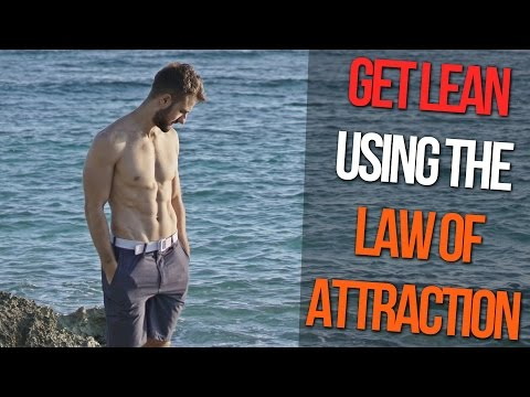 How To Get a Six Pack Using The Law of Attraction